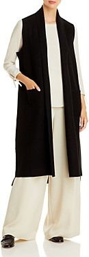 Eileen Fisher Long Vest