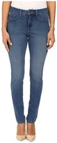 NYDJ Petite Petite Alina Leggings Jeans in Shape 360 Denim in Annecy Wash