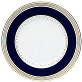 Nikko Lattice Gold Scalloped Bone China Accent Salad Plate