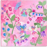 Oopsy Daisy Fine Art For Kids Too Flower Fairies Canvas Wall Art