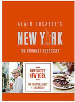 Penguin Random House Alain Ducasse's New York