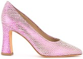 Maryam Nassir Zadeh block heel pumps