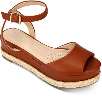 Kenneth Cole New York Women Lorelei Platform Sandals Women Shoes