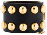Celine Studded Leather Bracelet