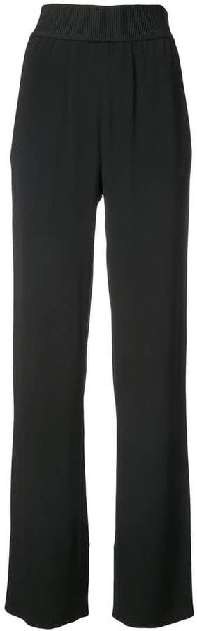 Leroy Veronique wide leg trousers