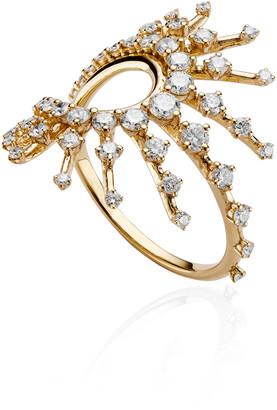 Fernando Jorge Clarity Diamond 18K Yellow Gold Ring