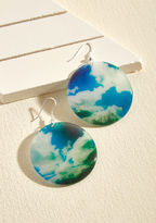ModCloth Skies on the Prize Earrings