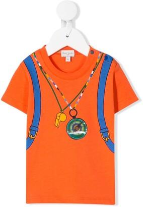 Paul Smith Explorer graphic print T-shirt