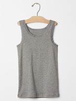 Gap Ribbed lace tank