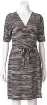 Apt. 9 Women's Faux-Wrap Dress