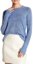 John & Jenn Crew Neck Pullover Sweater