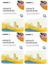 Medela Valves & Membranes (Four Pack) by