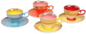 Pols Potten Grandma Espresso Cup & Saucer Set