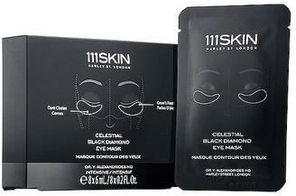 111SKIN Celestial Black Diamond Eye Mask 8 Pack