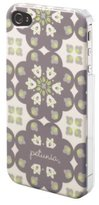 Petunia Pickle Bottom Adorn iPhone Case - Misted Marseille