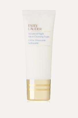 Estee Lauder Advanced Night Micro Cleansing Foam, 100ml - Colorless