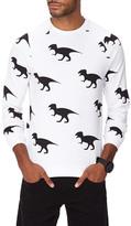 Forever 21 Dinosaur Sweatshirt