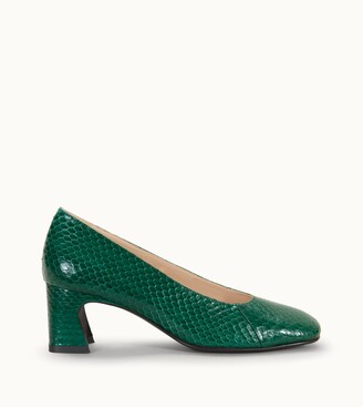Tod's Slide Pumps in Reptile