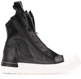 Cinzia Araia 110W high top sneakers