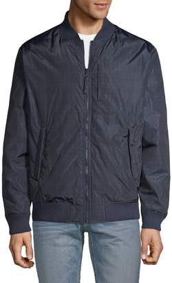 Saks Fifth Avenue Reversible Down-Filled Bomber Jacket