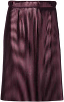 Golden Goose Deluxe Brand short pleated skirt - women - Polyester - XS
