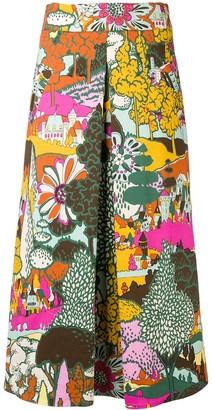 La DoubleJ Long Santa Monica skirt