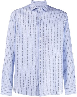 Etro Embroidered Fitted Shirt