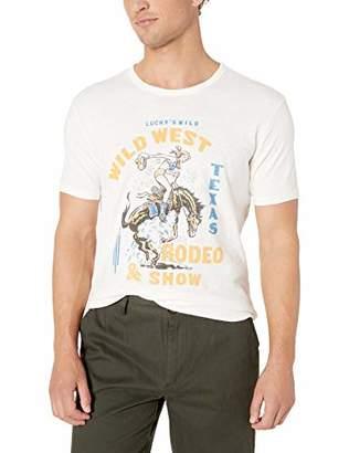 Lucky Brand Men's Wild WEST Rodeo Show TEE