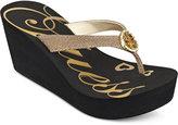 GUESS Women's Shande Platform Sandals