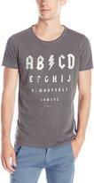 HUGO BOSS BOSS Orange Men's Traprock Abcd Graphic Short Sleeve T-Shirt