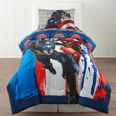 Marvel Captain America Civil War Twin Comforter