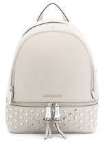 MICHAEL Michael Kors Rhea Zip backpack - women - Calf Leather - One Size