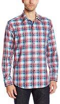Robert Graham Men's Rift Valley L/s Woven Shirt