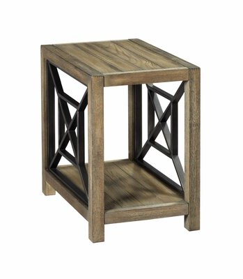 Gracie Oaks Cavallaro End Table With Storage Shopstyle