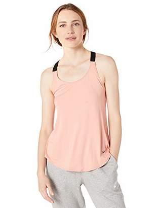 Nike Women's Dry Tank Elastika Top,Medium