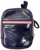 Le Coq Sportif Micro Messenger Bag In Navy size na