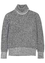 J.lindeberg Pratt Chunky-knit Cotton Jumper
