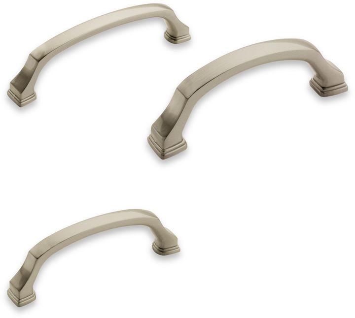Amerock Revitalize Satin Nickel Drawer Pulls