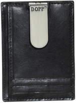 Dopp Buxton Alpha Rfid Leather Money Clip