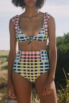 Mara Hoffman Capsleeve Bikini Top