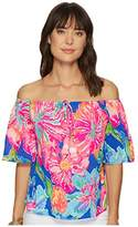 Lilly Pulitzer Women's SAIN Top