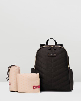 Babymel Gabby Vegan Leather Backpack