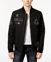 INC International Concepts Men's Embroidered Bomber Jacket, Created for Macy's