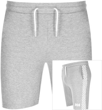 Helly Hansen Active Sweat Shorts Grey