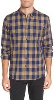 Scotch & Soda Men's Scotch & Sode Brushed Cotton Shirt