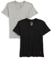 Ralph Lauren Boy's 2-Pack V-Neck T-Shirts