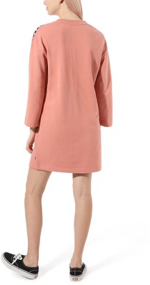 Vans Chromo II Sweater Dress - Pink