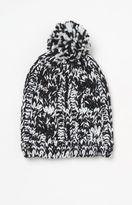 Volcom Easy Knit Pom-Pom Beanie