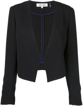 Dvf Diane Von Furstenberg Classic Fitted Blazer