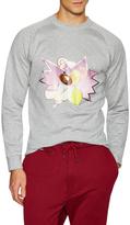 Y-3 Teddy Crewneck Sweatshirt